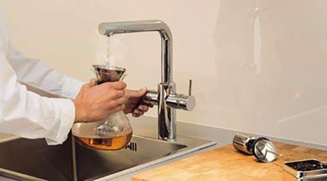 Heißwassersystem AEG HOT 5